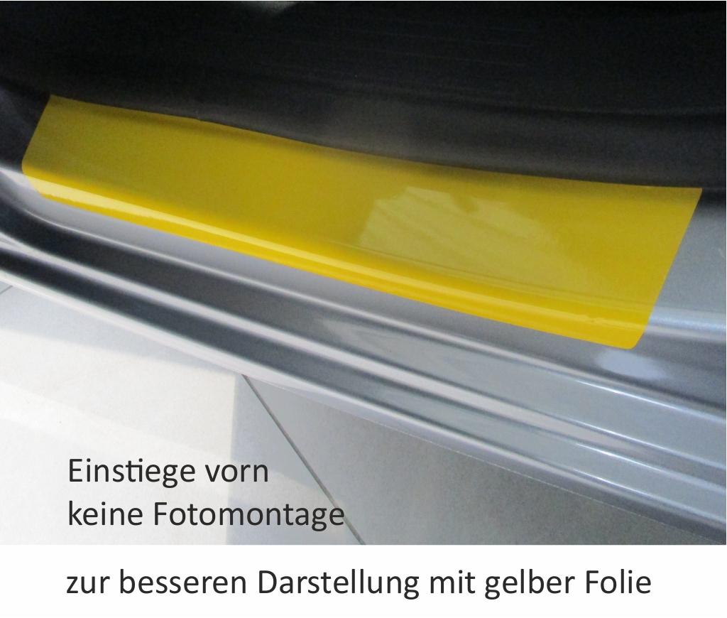 Peugeot 3008 ab 2016 Tür Einstiege Schweller Auto Tritt Schutz Lackschutzfolie