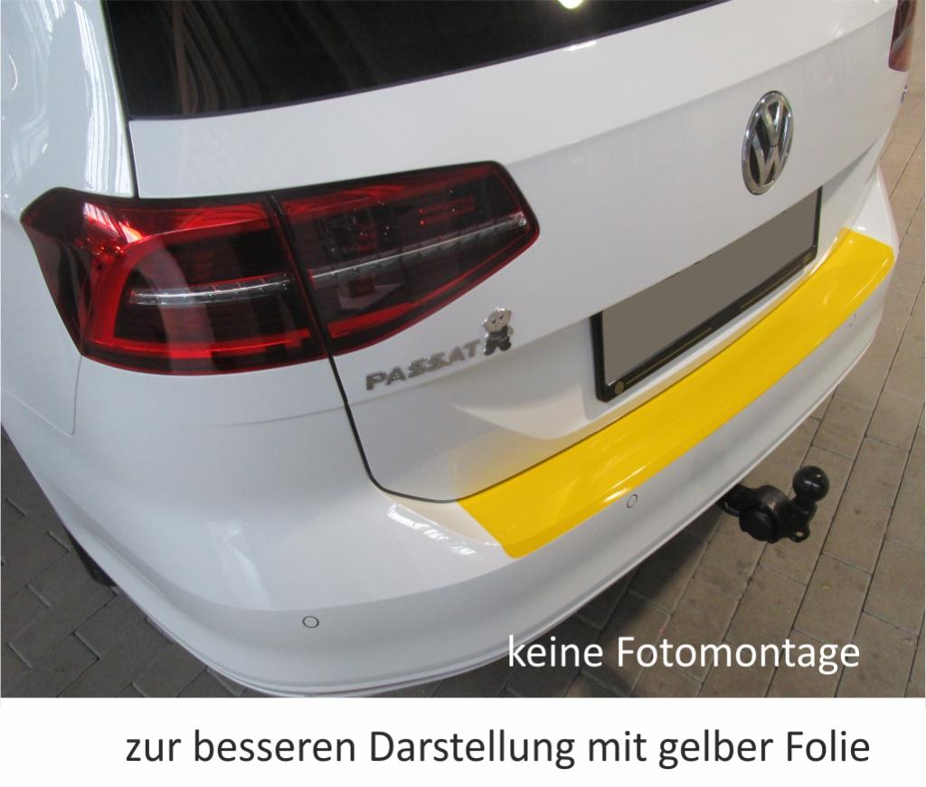 VW PASSAT 3G B8 Variant Ladekantenschutz Lackschutzfolie Transparent 10126