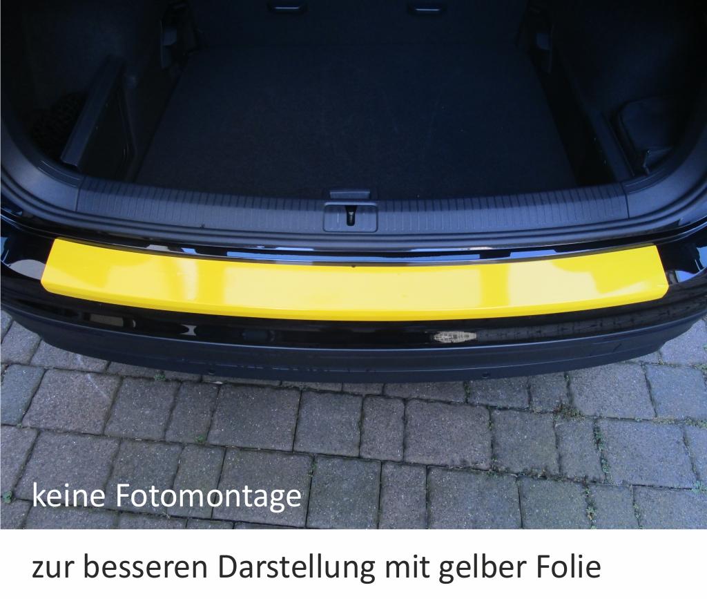 VW Tiguan II 2 Ladekantenschutz Folie Lackschutzfolie Autofolie Schutzfolie t80