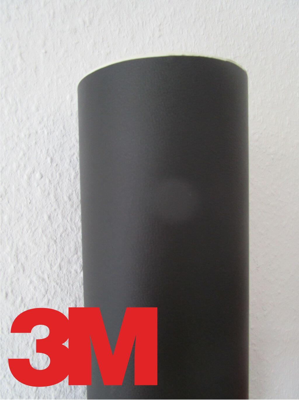 3 m Protection Peinture Film F506 Stone Guard Film Noir Mat Différentes Tailles